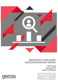 EI Sales Behavior Self-Assessment