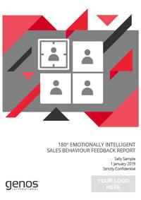 EI Sales Behavior 180° Feedback Assessment
