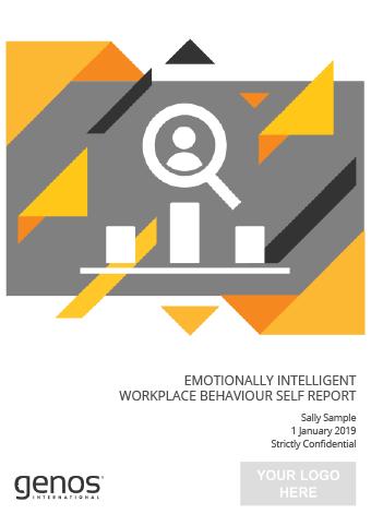 EI Workplace Behavior Self-Assessment