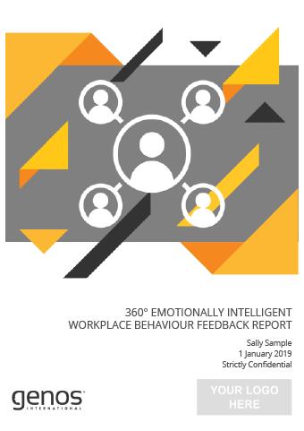 EI Workplace Behavior 360° Feedback Assessment